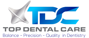Top Dental Care Logo