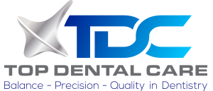 Top Dental Care Logo